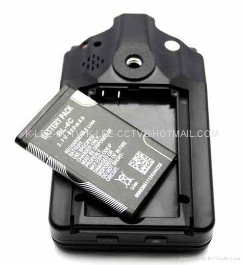 """Hot! 2.5"""" TFT- LCD HD Car Camera Recorder  2"""