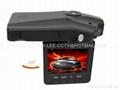 """Hot! 2.5"""" TFT- LCD HD Car Camera Recorder  3"""