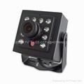 Mini Camera, Fisheye, Color, night vision 2