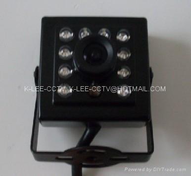 Mini Camera, Fisheye, Color, night vision 3