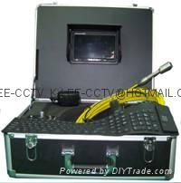 Pipe Inspection System, video recording, typing record