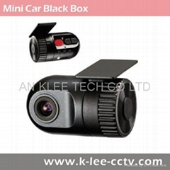 Mini Car Video Recorder Car DVR HD720p Driving Video Recorder