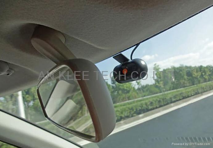 Mini Car Video Recorder Car DVR HD720p Driving Video Recorder 3