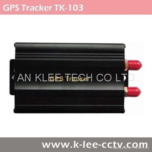 Vehicle GPS Tracker with Realtime Online Tracking  1
