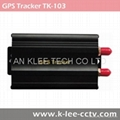 Vehicle GPS Tracker with Realtime Online