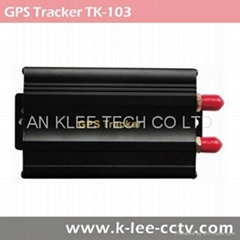 Vehicle GPS Tracker with Realtime Online Tracking