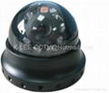 Vandal-proof Camera Car Camera with Night Vision  3