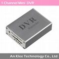 1 Channel Mini DVR Motion Detection 64GB