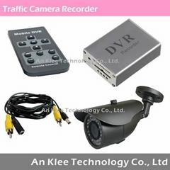Outdoor Traffic Camera Recorder Solution