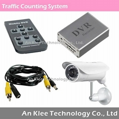 Outdoor Traffic Counting System