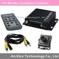 1CH Mini Bus Surveillance Camera Solution
