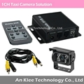 1 Channel Taxi Camera Solution for 247