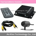 1 Channel Taxi Security Solution with Convert Camera