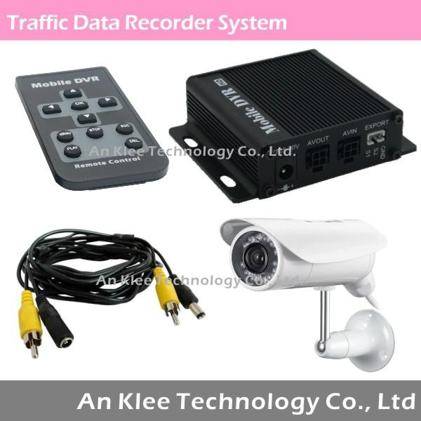Convert Traffic Data Recorder System for Outdoor Use