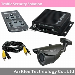 Convert Traffic Security Solution for