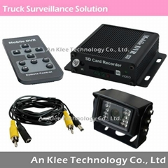 Durable Truck Surveillance Solution with