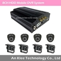 8 Channel Train Camera Solution