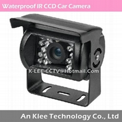 IR Waterproof Camera, SONY 1/3 CCD, 18leds