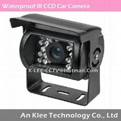 IR Waterproof Camera, SONY 1/3 CCD, 18leds