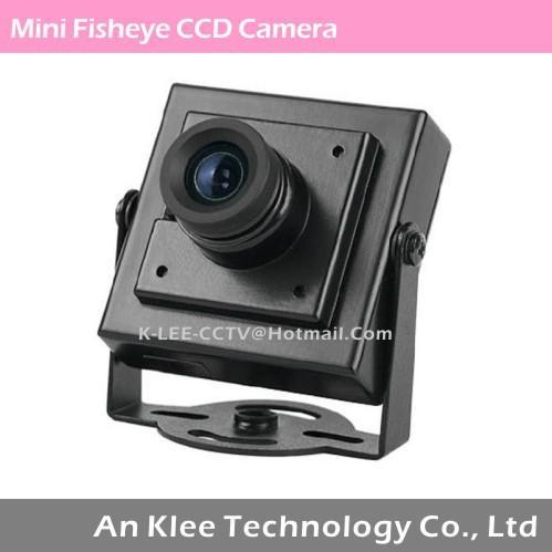 Mini Camera, color, Fisheye, Quad size 1