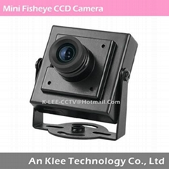 Mini Camera, color, Fisheye, Quad size