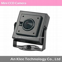 Mini Camera, Pinhole, Color, Quad size