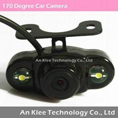 170 Degree Car Rearview