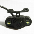 170 Degree Car Rearview Camera for Vehicle Use