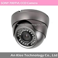 SONY CCD 700tvl Car Camera with Metal Housing