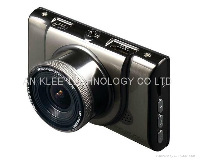 1920*1080p WDR Car Video Recorder with 170 Degree  2