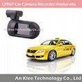 2560*1296p Ambarella A7 Car Black Box