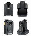 Police Body Worn Camera-4G Live Streaming View GPS Tracking