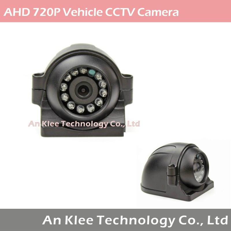 Vehicle AHD 720p Colour IR CCTV Camera