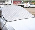 Car Windshield Snow Cover, All Weath Use Winter Summer Auto Sunshade Visor