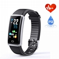Fitness Tracker, Blood Pressure Bracelet 100% Waterproof IP68 Activity Tracker