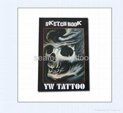 tattoo book supply