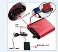 tattoo power supply with foot switch
