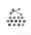 SS piercing jewelry supply