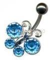 belly piercing jewelry