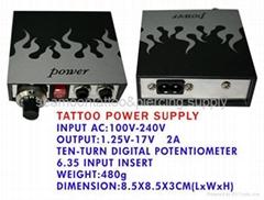 tattoo machine power su