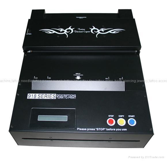 Tattoo stencil copier newta08 seamoon china trading for Tattoo stencil copier