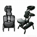 Tattoo chair and arm rest