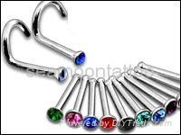 Body Jewelry Titanium Nose Ring