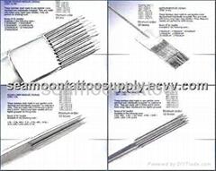 tattoo needle supply