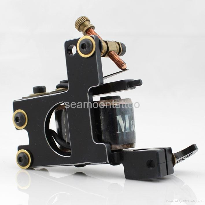 Professional tattoo machine gun supply seamoontattoo for Professional tattoo guns
