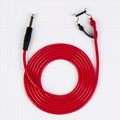 new rubber  tattoo clip cord  supply