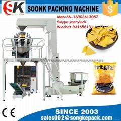 食品瓜子包装机 自动包装机SK-220DT