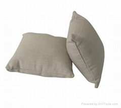 cotton watch pillow little pillow