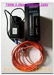 华大伺服电机 80法兰盘 0.
