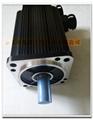 增量式编码器伺服电机 华大伺服 130ST 4N 2500RPM 220V 雕刻机用  2